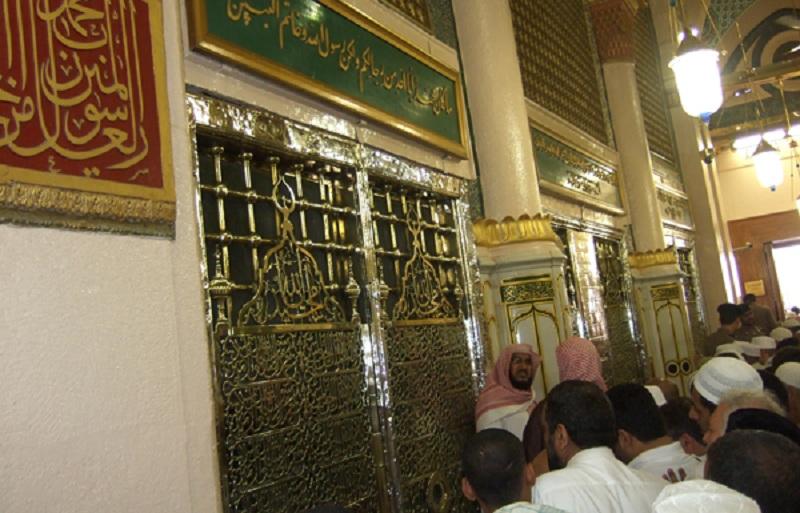Ziarah ke Makam Rasul, Abu Bakar, Umar (4)