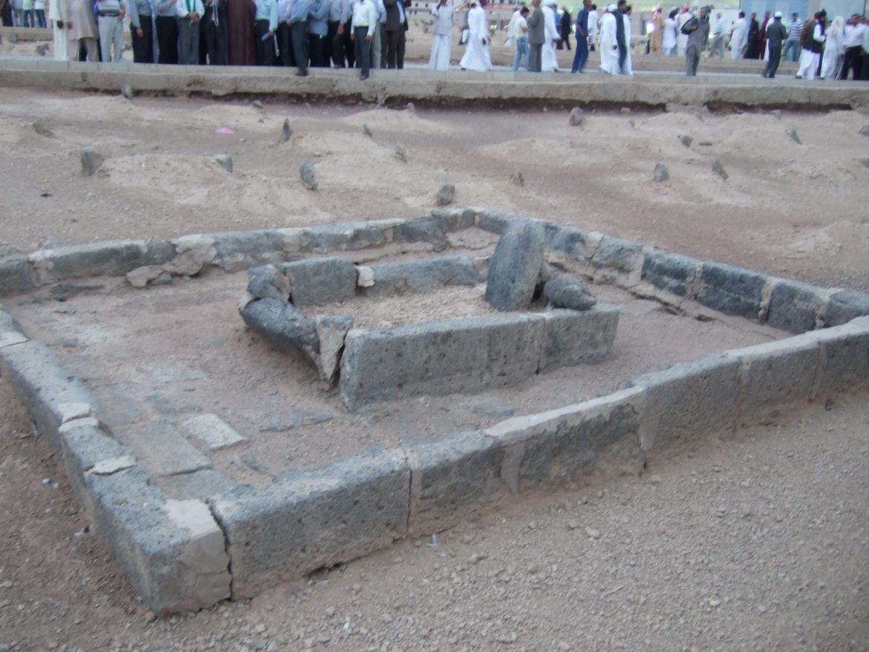 Ziarah ke Makam Baqi', Pemakaman Mulia Keluarga dan Sahabat Nabi (5)