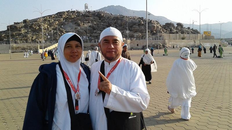 Jabal Rahmah, Cinta Adam dan Hawa Bertemu Kembali (9)